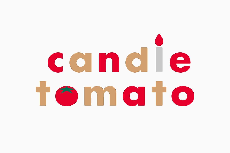 candle tomato